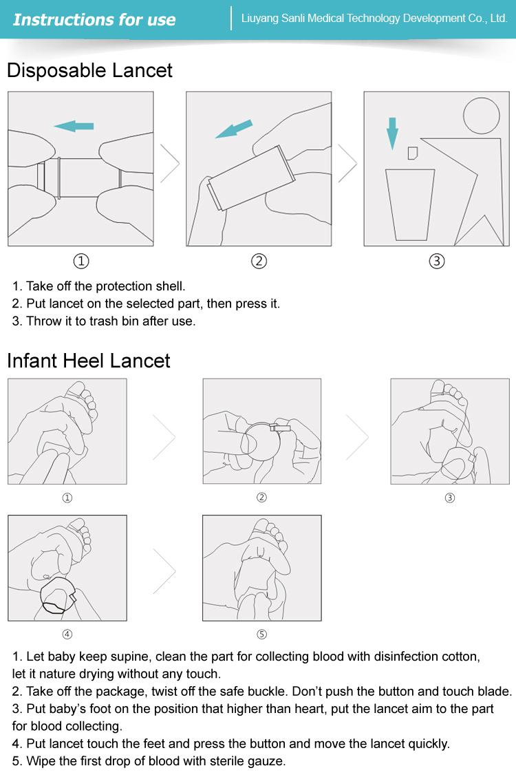 SANLI Lancet Guide
