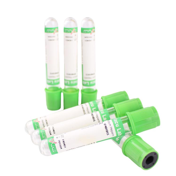 SANLI Lithium Heparin Tube