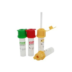 SANLI New Type Micro Blood Collection Tube with Capillary Tube