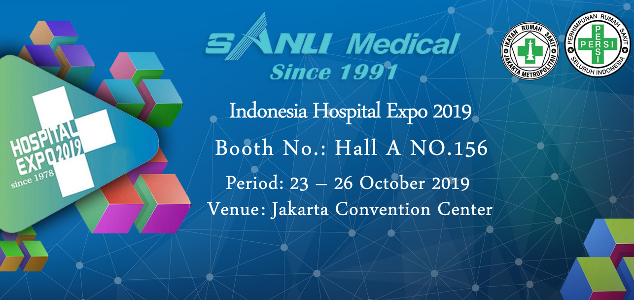 Indonesia Hospital Expo 2019